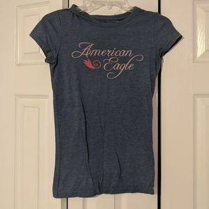 American Eagle graphic tshirt